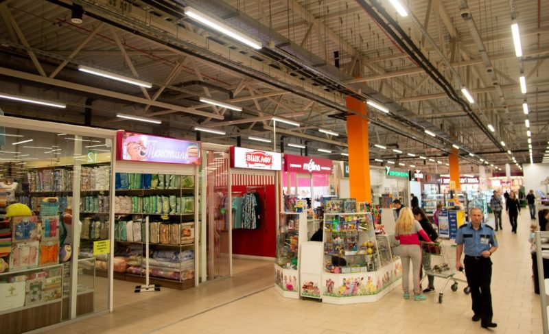 Что предложат арендаторам в гипермаркете на Фурманова