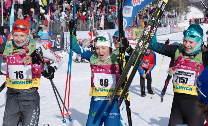 От старта до финиша: яркие моменты Дёминского марафона-2019. Фоторепортаж
