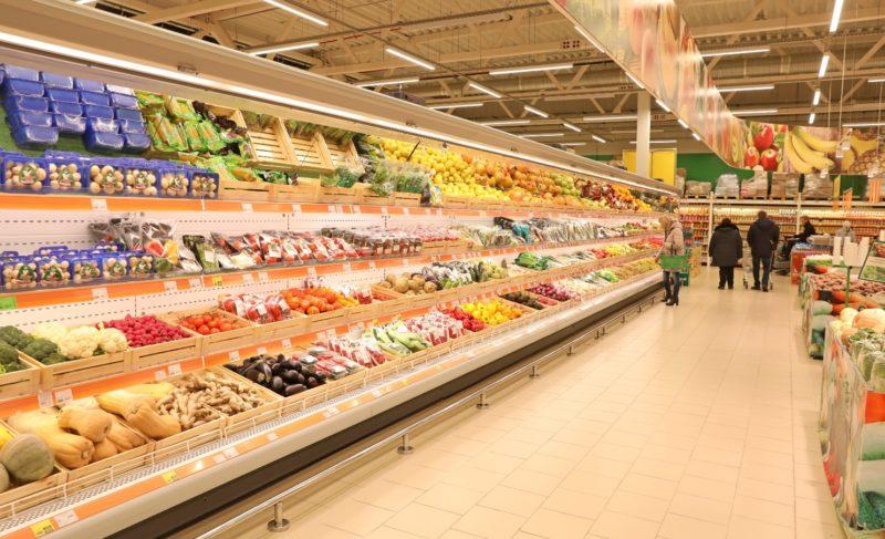 Что предложат покупателям в новом гипермаркете на Фурманова
