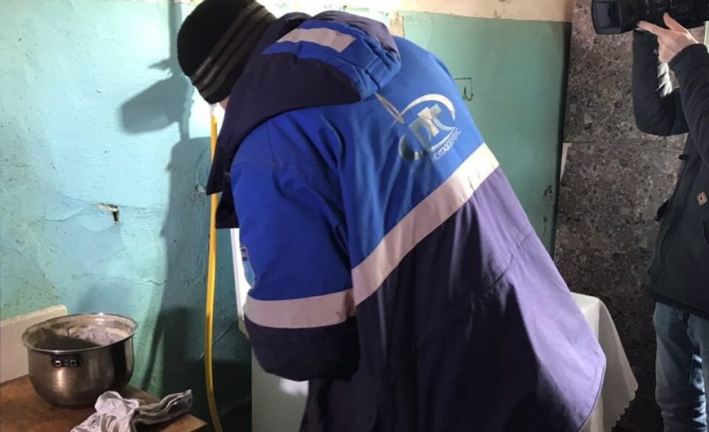 В одной из рыбинских квартир перекрыли газ. Жильцы не выполнили предписание