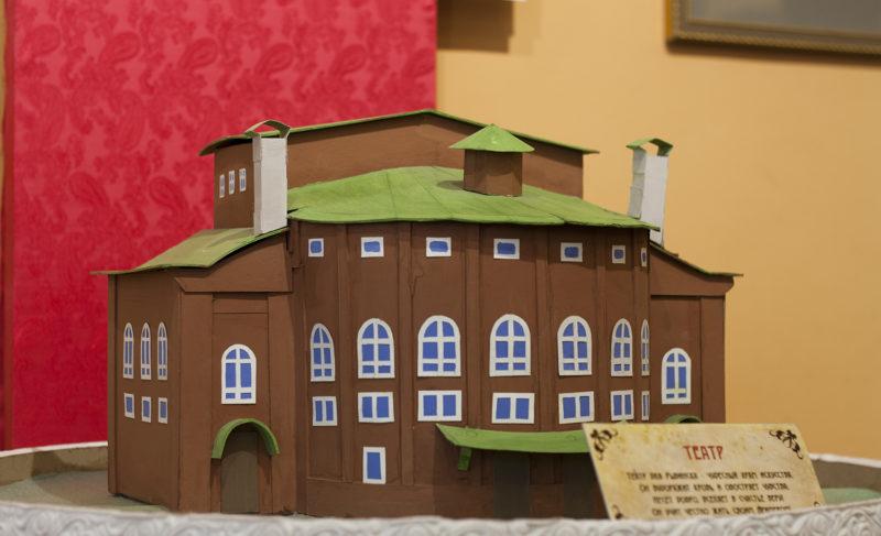 Год театра в Рыбинске: в музее открылась тематическая выставка