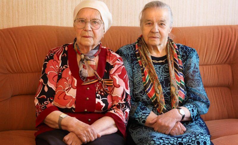 «Это подвиг, о котором нельзя забыть». Сёстры Ильичёвы о жизни во время Великой Отечественной войны