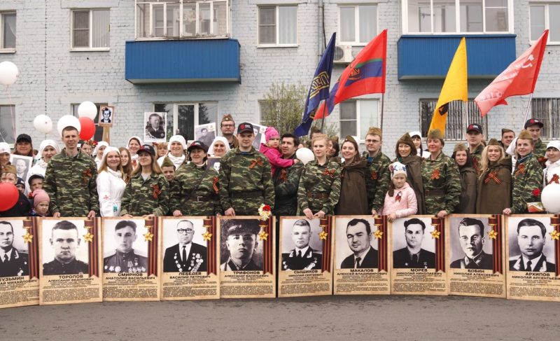 Торжественный и волнующий: День Победы-2019 в Рыбинске. Фоторепортаж