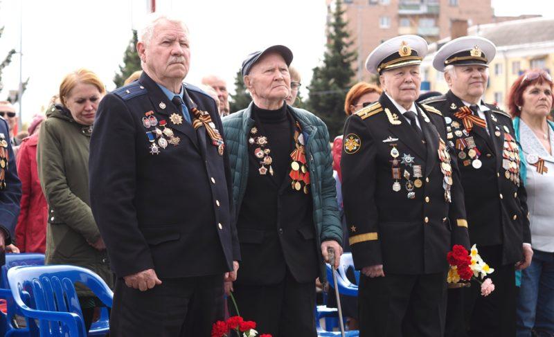 Лица Победы в фоторепортаже Ирины Рязановой