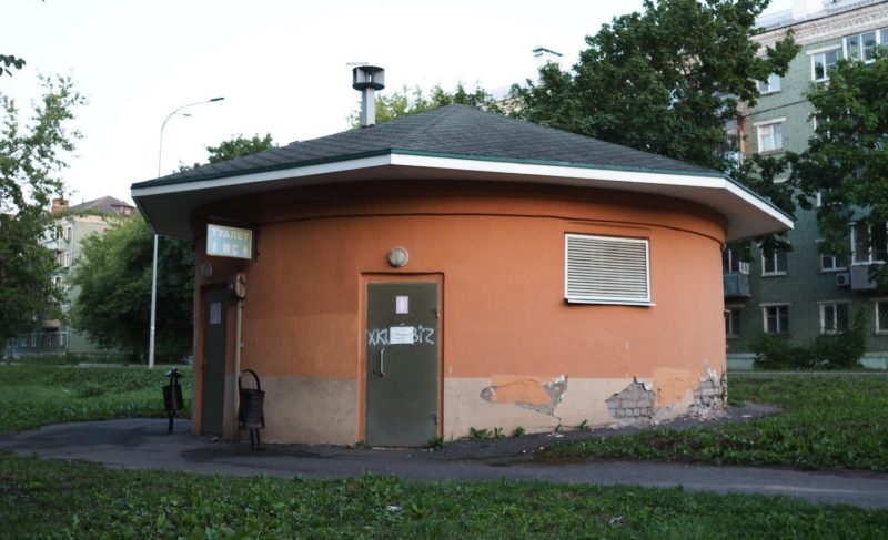 Бизнес или социальная инициатива: как в Рыбинске работают общественные туалеты