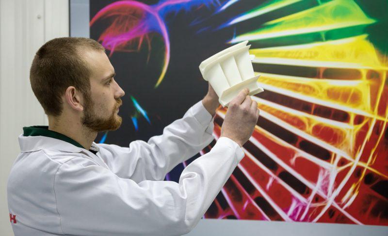 Из проектов в реальное производство: как на «Сатурне» развивают аддитивные технологии