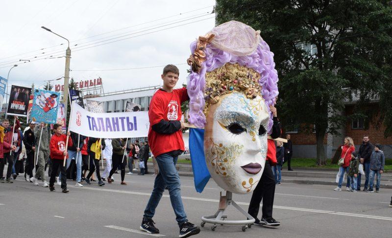 Канатоходцы, шествие и фестиваль бурлачества: как в Рыбинске отметили День города-2019. Видео