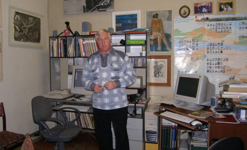 Творчество против расчётов: администрация продаёт помещение, в котором находится мастерская художника Александра Жданова
