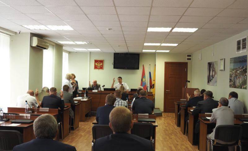 Знаете ли вы депутатов Муниципального Совета Рыбинска? Тест (часть вторая)
