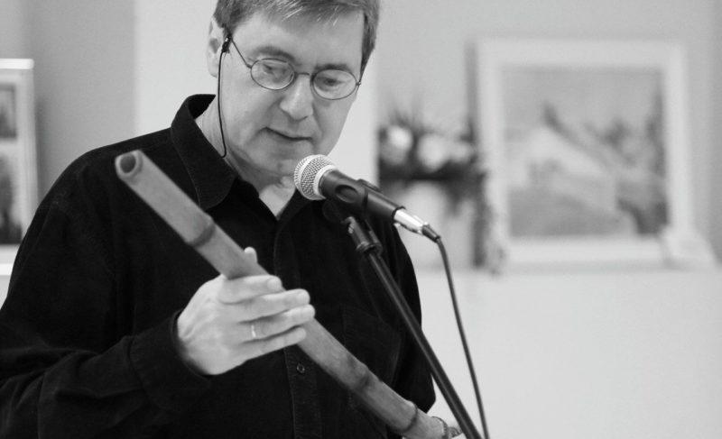 «Неисповедимые пути ветра». Музыкант Владимир Хробыстов представит в Рыбинске новую программу