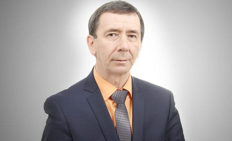 Депутат Владимир Пудовиков написал заявление о сложении полномочий