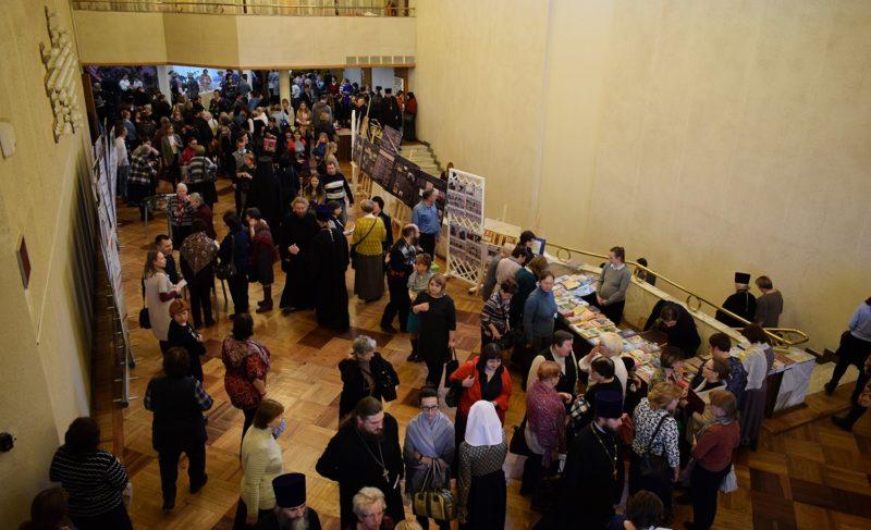 В Рыбинске прошли Рождественские образовательные чтения. Фоторепортаж