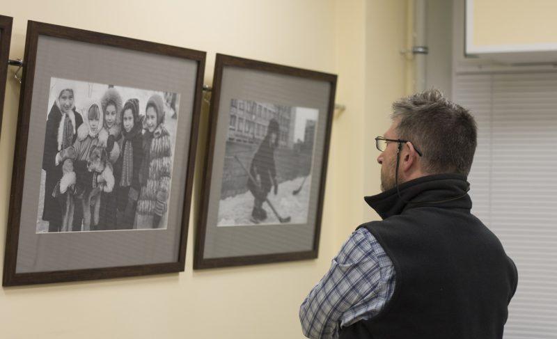 «Я всю жизнь снимал то, что хотел». В Рыбинске открылась выставка фотографа Владимира Богданова