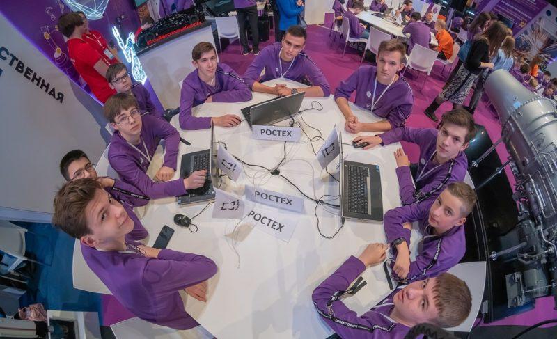 «ПроеКТОриЯ»: с помощью «ОДК — Сатурн» школьники смогли примерить на себя профессию инженера