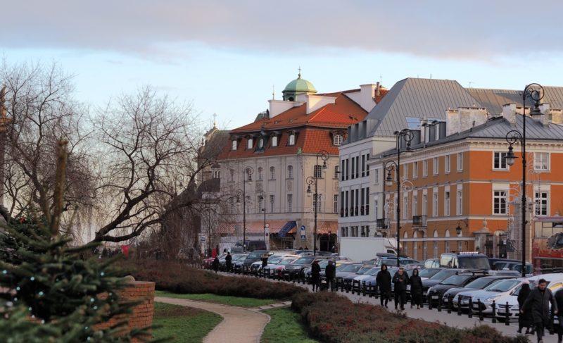Старая новая Варшава: столица, восстановленная из руин