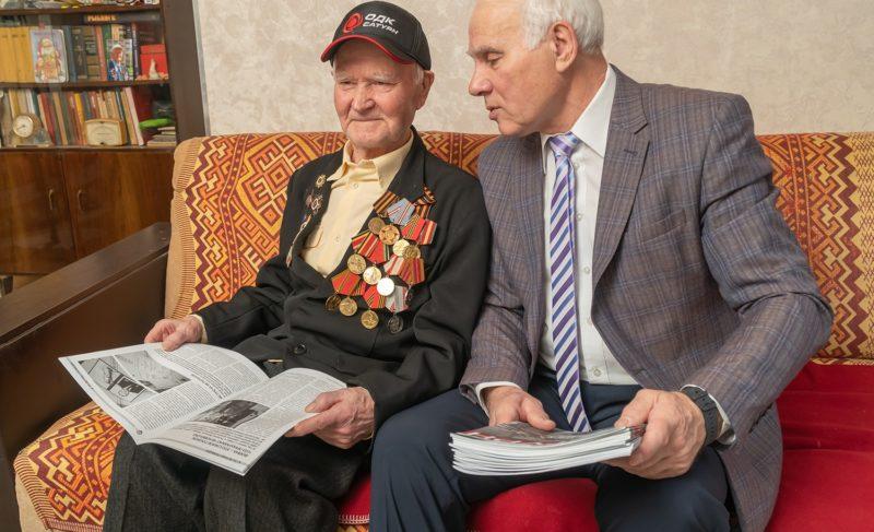 «Все мы были патриотами»: Великая Отечественная война в воспоминаниях ветерана Александра Галасова