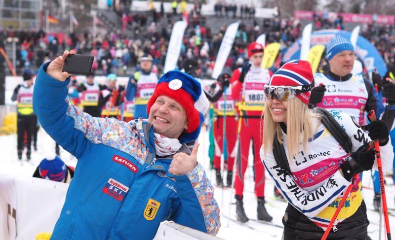 Международный лыжный марафон: от организации до финиша. Большой репортаж из Дёмино