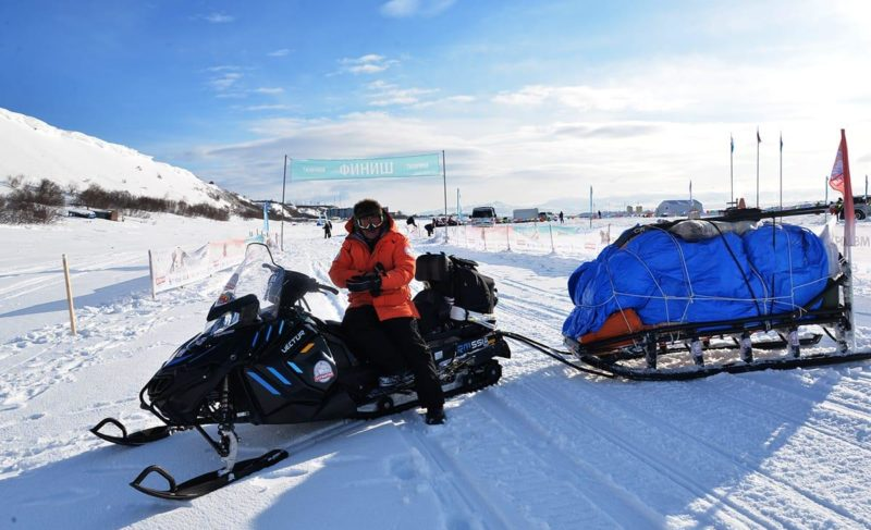Тысяча километров в камчатской тундре. Рыбинский снегоход испытали в условиях экстремальной работы