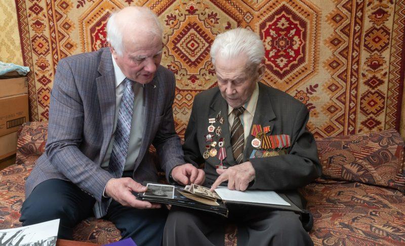 Ветеран Великой Отечественной войны Владимир Демьянов: «Это была наша Победа, одна на всех!»