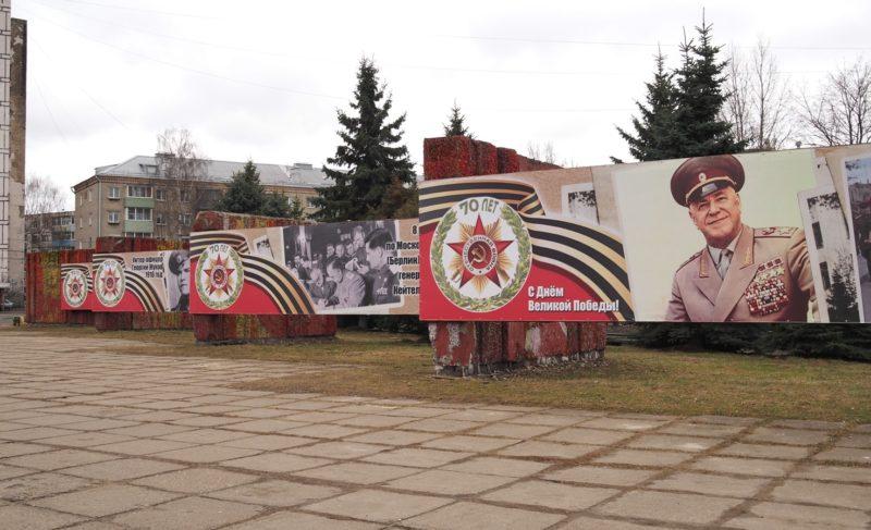 Площадь Жукова: в ожидании реконструкции. Фото