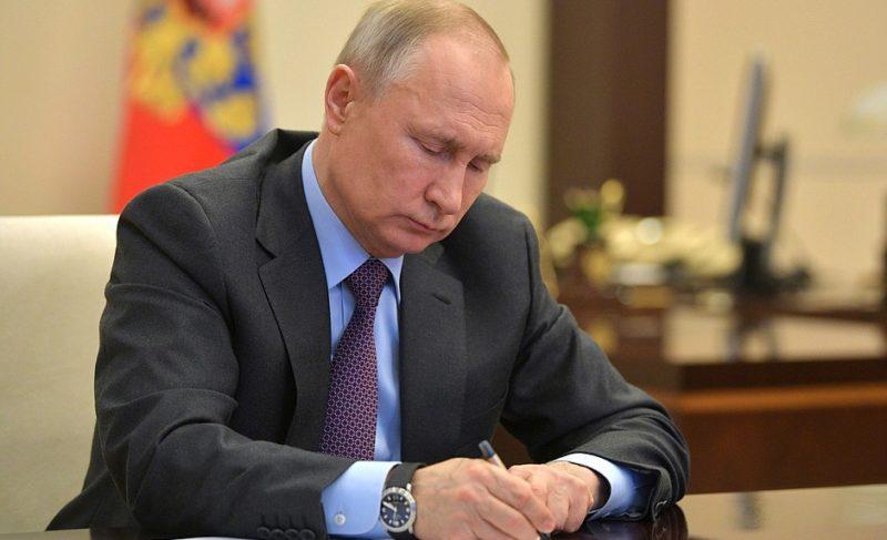 Владимир Путин: «Победим иэту заразу коронавирусную». Президент озвучил новые меры поддержки населения