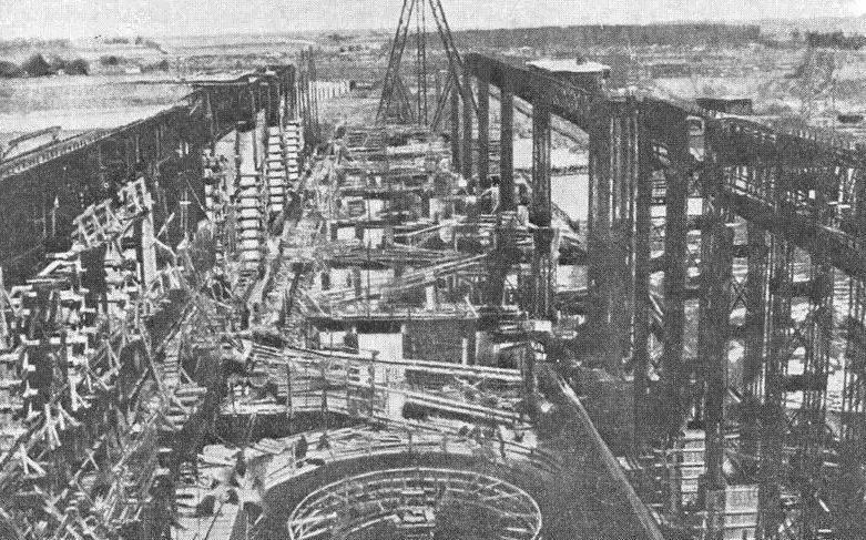 Подвиг энергетиков: как строилась и работала ГЭС в годы Великой Отечественной войны