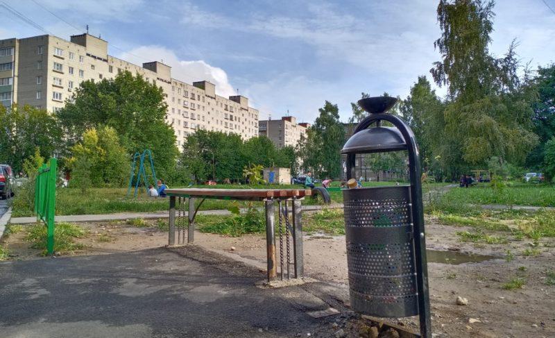 «Решаем вместе»: как сейчас выглядят отремонтированные дворы?