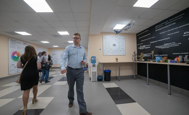 «ОДК-Сатурн» и РГАТУ запустили уникальный проект по формированию лидеров цифровой трансформации отрасли