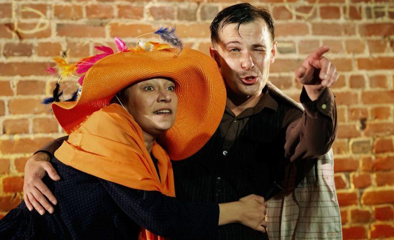 """«Идея зрела давно». В Рыбинске появился театр """"Z"""". В чём его особенность и каким будет первый спектакль"""