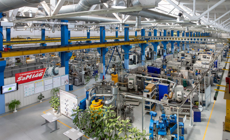 «Фабрика процессов» и квалификационные пояса. Каковы секреты бережливого производства в «ОДК — Сатурн»