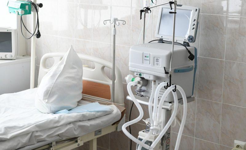 Врегионе задействовали дополнительные койки для COVID-пациентов. Сколько мест уже занято