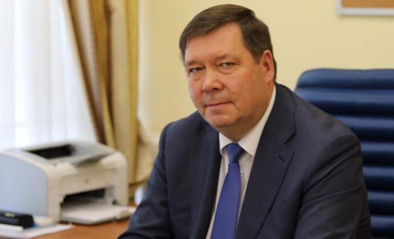 Узампреда правительства Ярославской области Анатолия Гулина диагностировали COVID-19