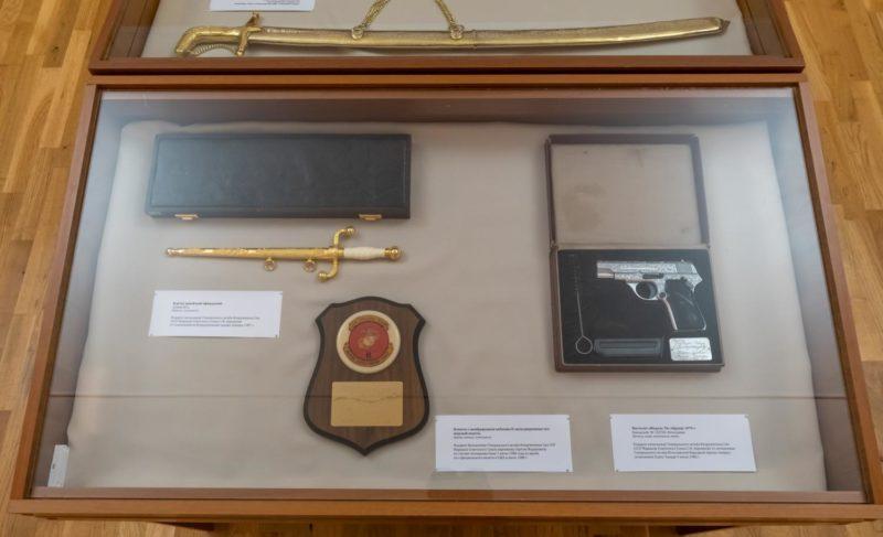 Вмузее-заповеднике открылись две выставки навоенную тему. Фото