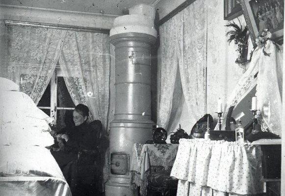 Тепло ли вам, горожане? Как в Рыбинске обогревались до появления централизованного отопления