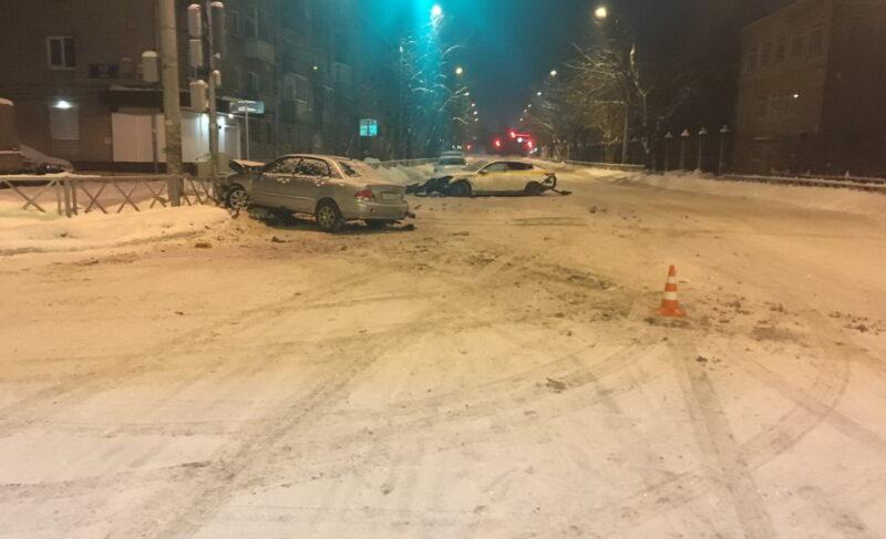 Два ДТП вРыбинске: пострадали двое мужчин иребёнок