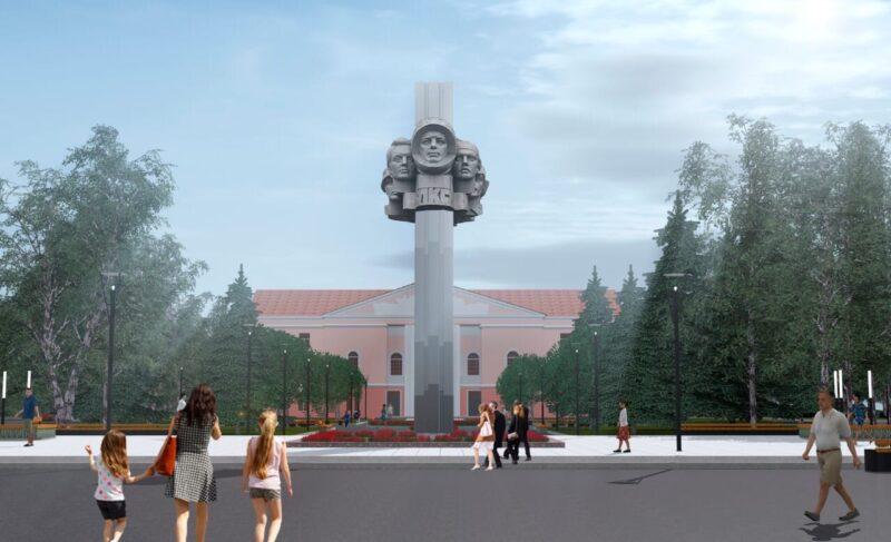 Какой должна стать Комсомольская площадь— втрёх картинках