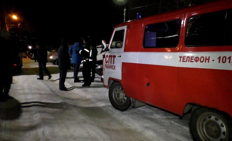 При пожаре в Рыбинске погибли четыре человека