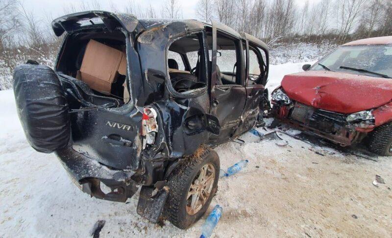 В ДТП на Окружной с участием четырёх машин погибла женщина