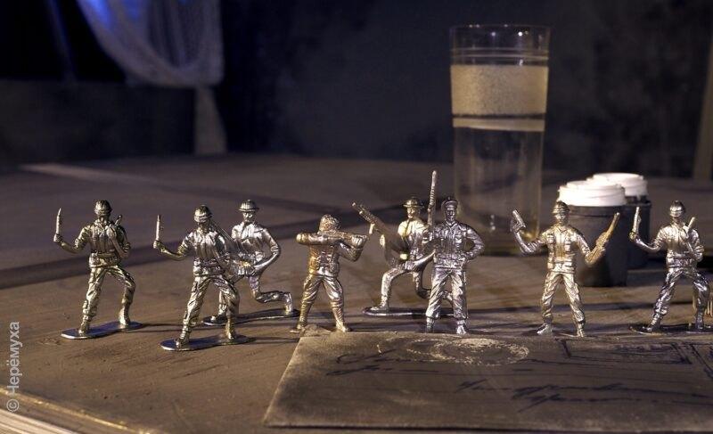 «Театральный перекрёсток»: артисты РДТ представили драму «Ночь Гельвера»