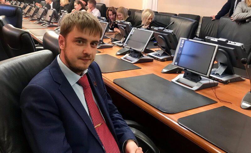 Олег Леонтьев: «Если бы я был главой города…»