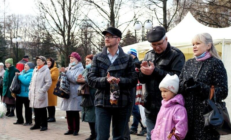 «Мы не могли не вспомнить о подвигах нашего народа». «ОДК — Сатурн» организовал праздник в преддверии Дня Победы. Фото