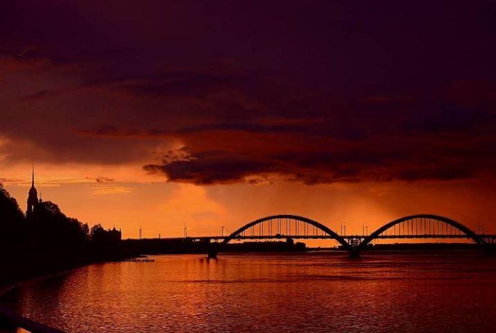 Рыбинск на фото: подборка красивых снимков из Инстаграма