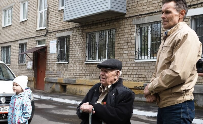 Концерты, соревнования, поздравления ветеранов: как Рыбинск отмечает 76-ю годовщину Победы. Фоторепортаж