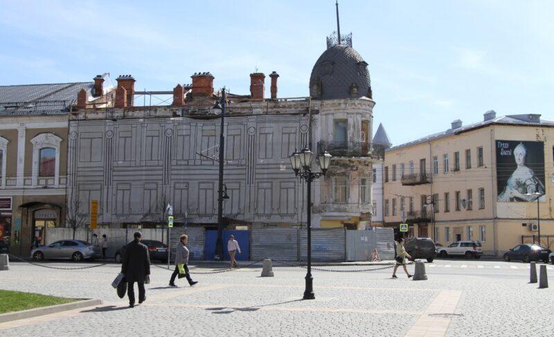 Экскурсия в дом Седова: как проходит восстановление исторического здания
