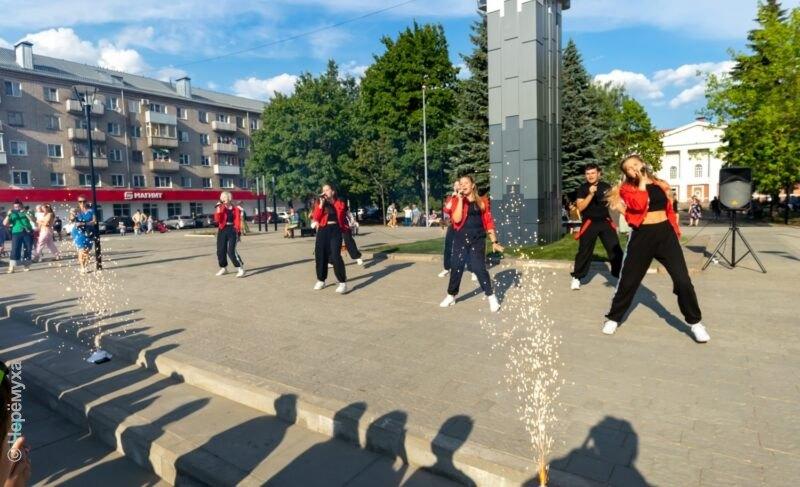Отремонтировали по «Решаем вместе». Фоторепортаж с открытия обновлённой Комсомольской площади