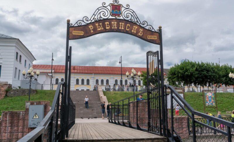 «Бурлак» уже прибыл вРыбинск. Теплоход обещают презентовать вДень города
