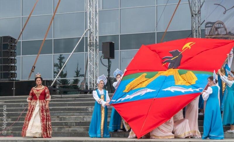 Бурлаки, концерты, фейерверк: как Рыбинск отметил 950-летие. Обзор праздника