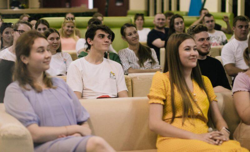 Ради поддержки интересных идей. Под Рыбинском открылся молодёжный форум
