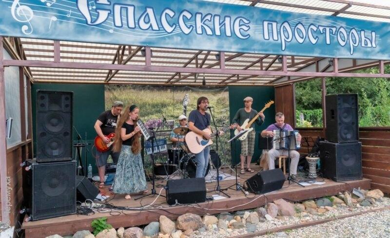 «Спасские просторы» под Рыбинском. Фоторепортаж с фестиваля авторской музыки