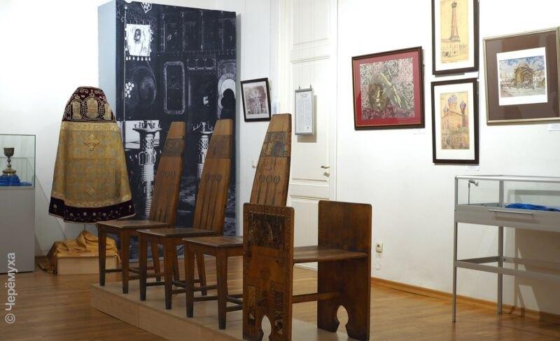 В музее-заповеднике открылись две новые выставки. Они разные, но обе связаны с Рыбинском